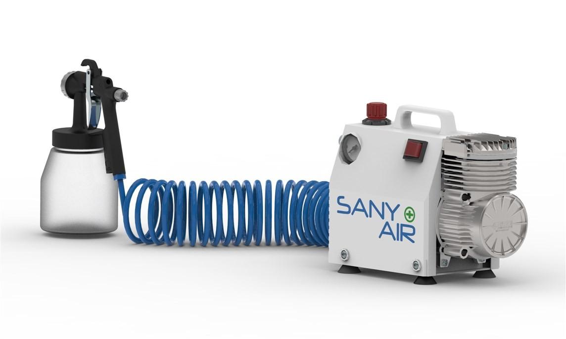 Sanificatore per ambienti NYCA-BP